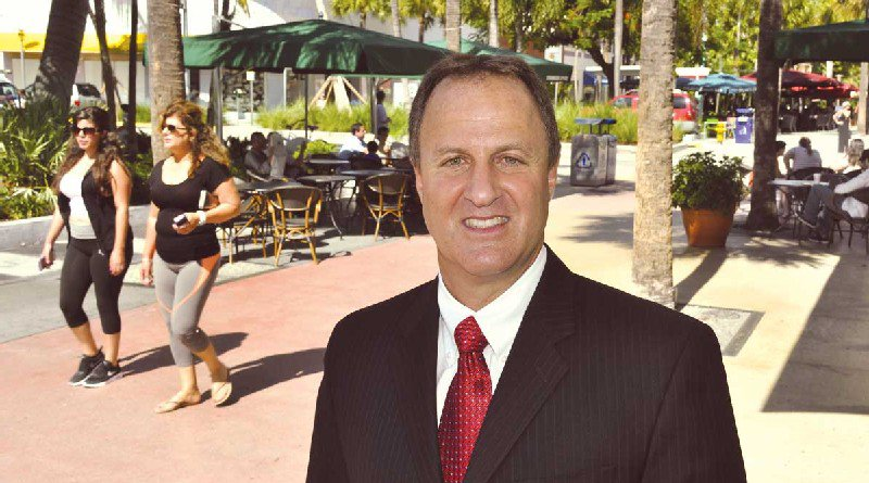 Michael S Goldberg Receives Proclamation From City Of Miami Beach