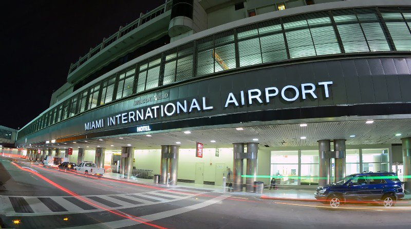 MIA ranked as top U.S. airport for international route growth