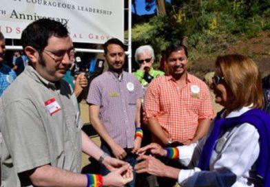 National AIDS Memorial Honors Congresswoman Nancy Pelosi