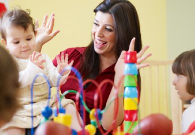 Upper-Middle Class Most Likely to Rely on Family for Childcare