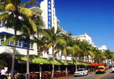 Miami Beach Kicks Off Ocean Drive Pilot Traffic Program