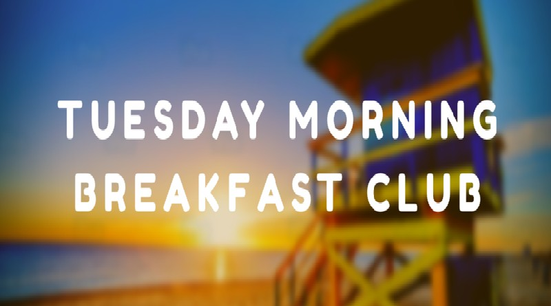 Tuesday Morning Breakfast Club