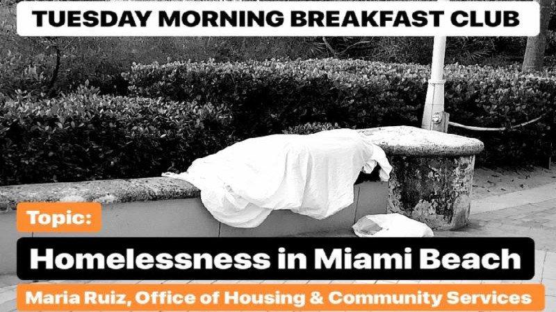 Tuesday Morning Breakfast Club