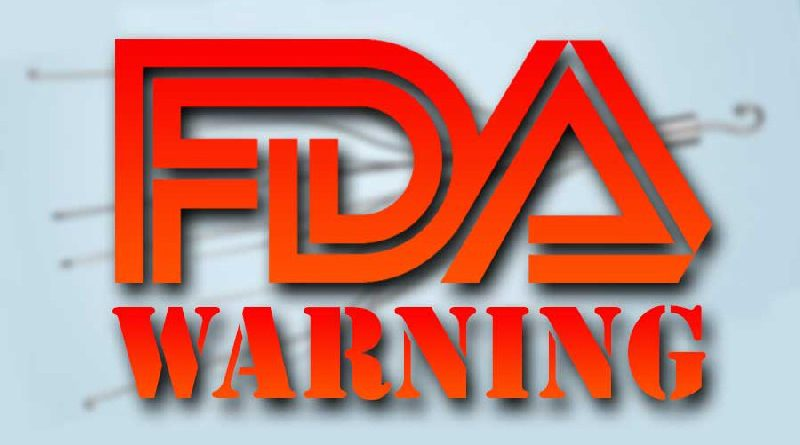 FDA warns of fraudulent and unapproved flu products