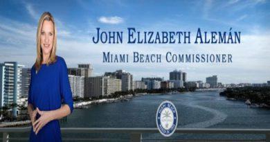 Commissioner John E. Aleman