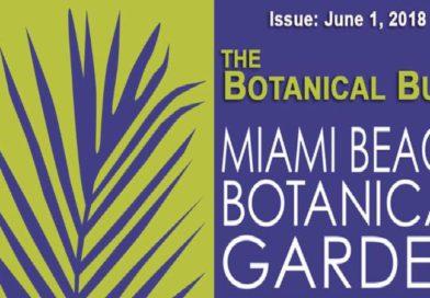The Botanical Buzz: June 1, 2018 Newsletter