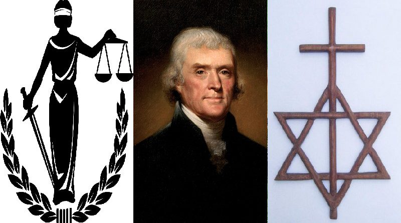 Thomas Jefferson's Famous Religious Contradictions