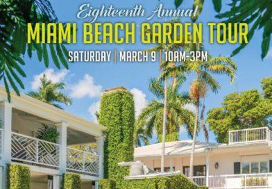 18th Annual Garden Tour – March 9th 10am – 5pm