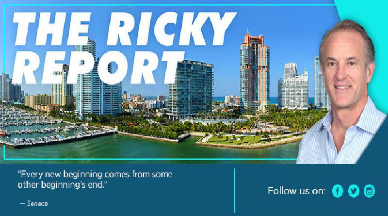 The Ricky Report April 2019