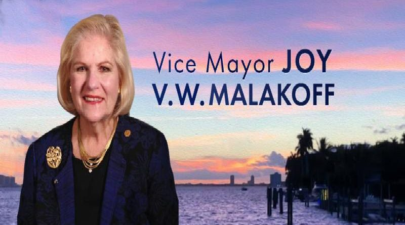 Vice Mayor Malakoff