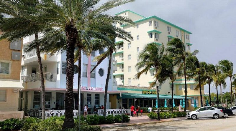 "Miami Beach to Circumvent Votes ""Will"" 74th to 75th Ocean Terrace"